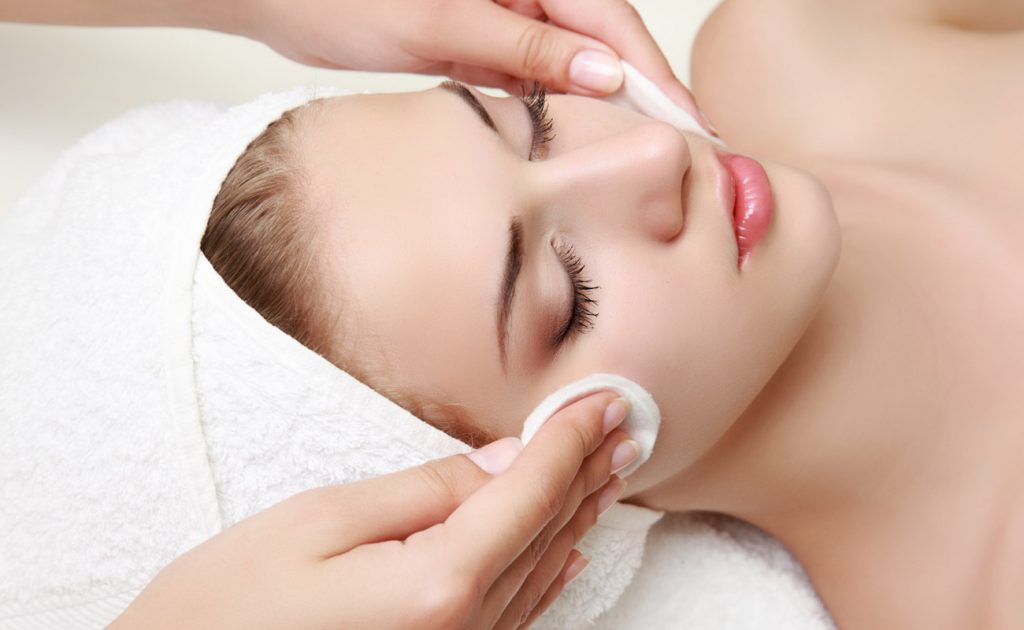 Aftercare for Facial Peel